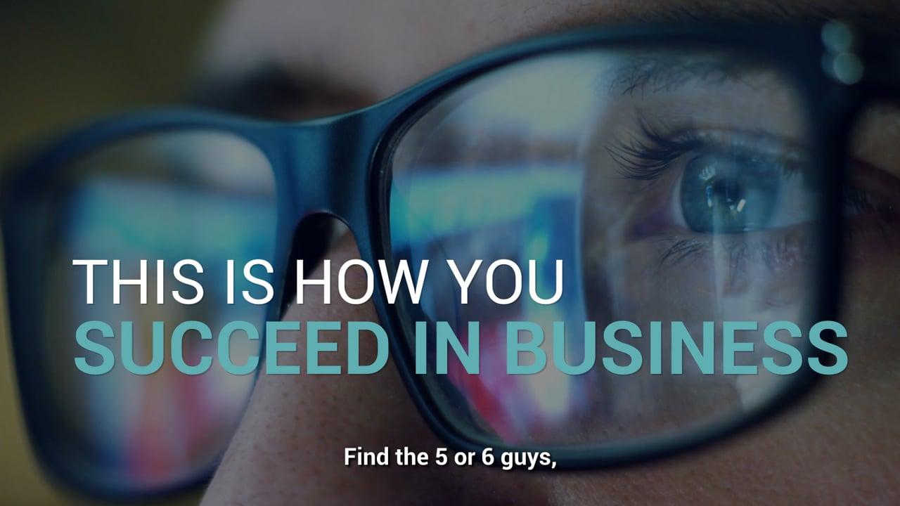 Dan Pena Business