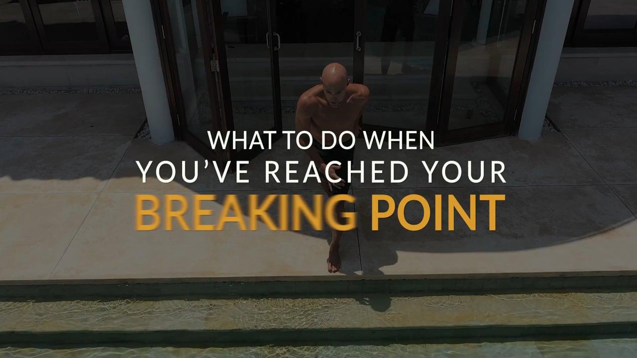 Juan Pablo Breaking Point