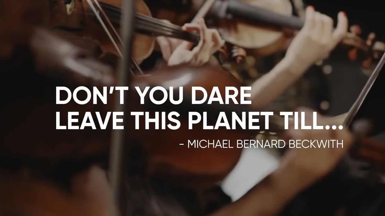 Michael Beckwith Planet